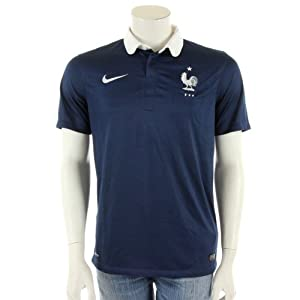Buy 2014-15 France Home World Cup Football Shirt by Nike