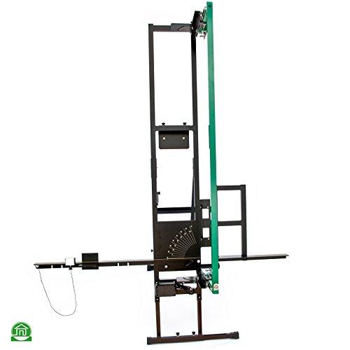Pro Bauteam ALUCUTTER PROFI Styroporschneider - Styroporschneidegerät für Dämmung Isolierung, inkl. Fußschalter