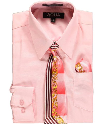 Pink Clothes For Boys