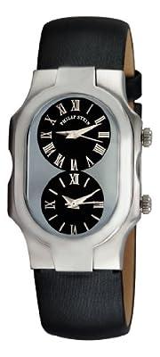 Philip Stein Women's 1GCBIB Satin Strap Watch