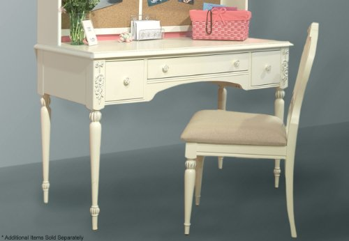 Buy Low Price Comfortable American Woodcrafters 10300-343 – Cheri Vanity/Computer Desk (B005COOEOM)