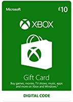 Xbox Live £10 Gift Card [Online Game Code]