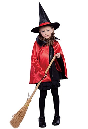 Meeyou-Little-Kids-Witch-Costume