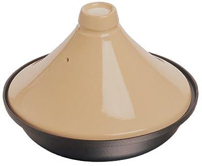 Staub Cast Iron Tagine with Ceramic Dome, Black by Staub from Staub
