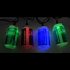Click to buy Bud Light Party String Lights from Amazon!