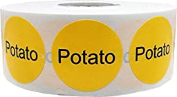 Potato Deli Labels - 1\
