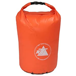 10T Wasserdichter Packsack WPD, orange, 25 Liter, 1021762753 - 10T Outdoor Equipment