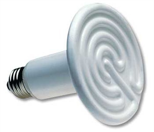 Zoo Med ReptiCare Ceramic Infrared Torridness Emitter 60 Watts