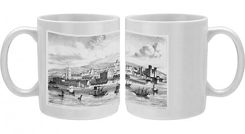 Photo Mugs of LIVERPOOL/17TH C from Mary Evans