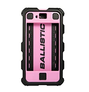 AGF Ballistic HC Case for iPhone 4, Pink
