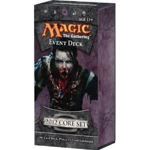 buy magic the gathering 2012 core set event deck vampire onslaught online at low prices in. Black Bedroom Furniture Sets. Home Design Ideas