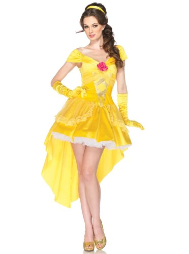 Enchanting Belle Costume - Small/Medium - Dress Size 4-8