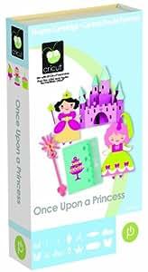Cricut Cartridge, Once Upon a Princess