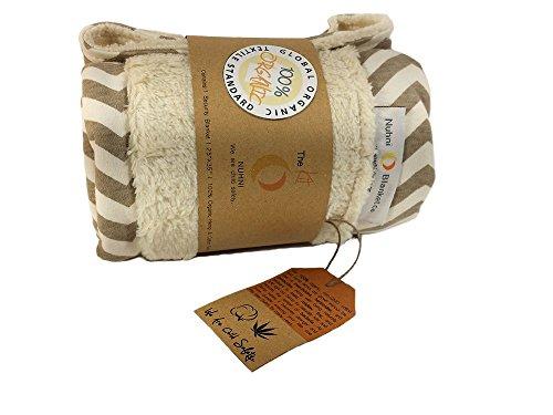 Modern | Organic | Hemp | Baby Blanket | Nuhni | Nature Hike