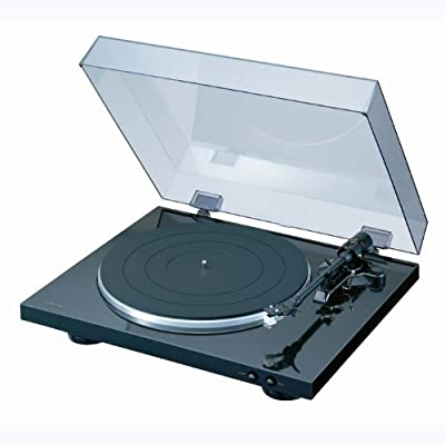 Denon DP-300F Fully Automatic Analog Turntable from Denon