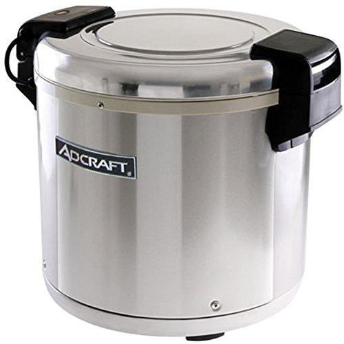 Adcraft RW-E50 Rice Warmer - 50 Cup