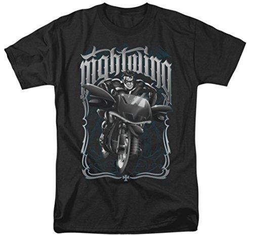 Batman Nightwing: Biker T-Shirt