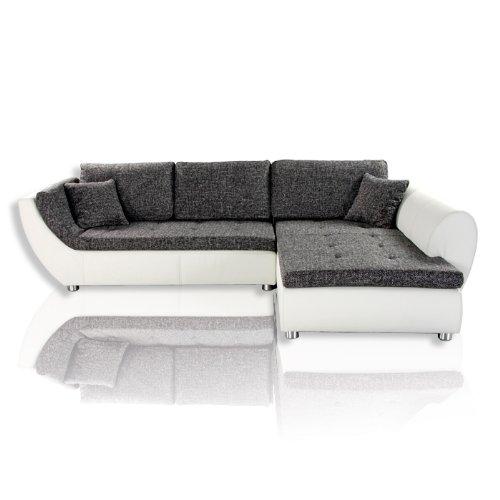eckgarnitur ecksofa leder sofa modena wohnlandschaft. Black Bedroom Furniture Sets. Home Design Ideas