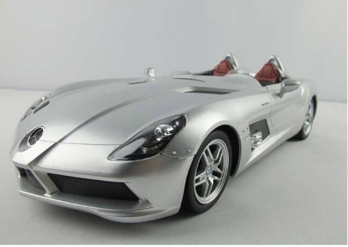 Benz SLR Mclaren 1:12 Remote Control Car 1:12 Model Car Toy-white Ships By Expedite
