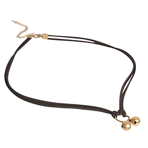 Contever® Gothic Vintage Collana Black Classic Jeweled Girocollo per Le Donne Lady - Style 2