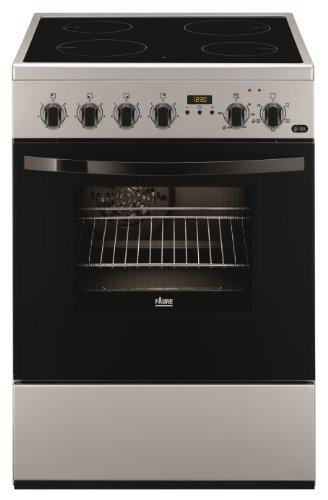 Faure FCV6530CSA cuisinière - fours et cuisinières (Autonome, Argent, Electrique, Céramique, Convection, conventionnel, verre-céramique)