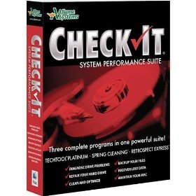 CheckIt System Performance Suite [Old Version]