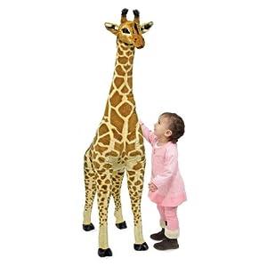 Melissa Doug Giraffe Plush by Melissa & Doug