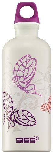 Sigg Water Bottle, Fluttering, 0.6 Liter front-254686