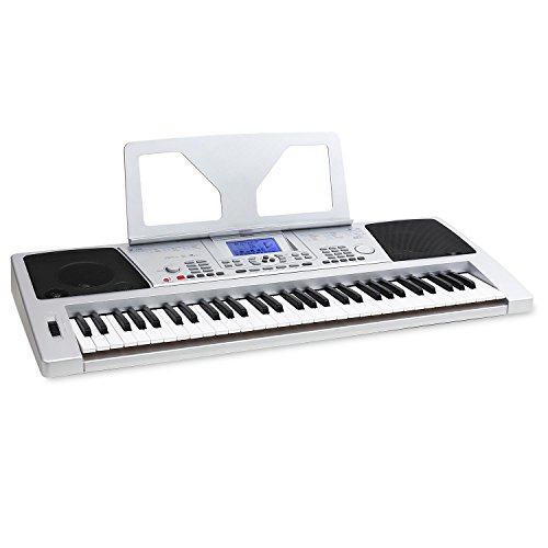 Schubert-de-Midi-USB-de-teclado-61-teclas-con-pitchwheel-ordenador-plana