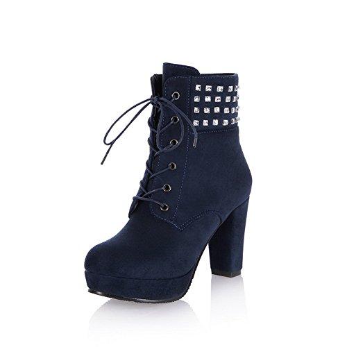 balamasa-womens-chunky-heels-glass-diamond-bandage-platform-blue-frosted-boots-35-uk