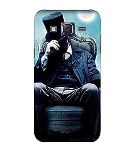 Doyen Creations Designer Printed High Quality Premium case Back Cover For Samsung Galaxy J5