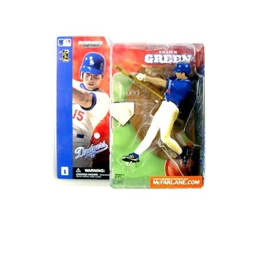 McFarlane Sportspicks: MLB Series 1 Shawn Green (Chase Variant) Action Figure