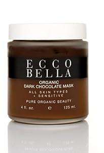 Ecco Bella Organic Dark Chocolate Mask from Ecco Bella