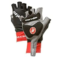 Castelli 2009/10 Men's Cervelo Aero Race Cycling Gloves - V3207