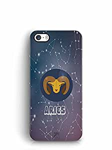YuBingo Aries Designer Mobile Case Back Cover for Apple iPhone 5S