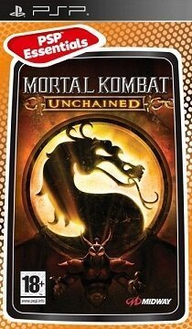 Mortal Kombat: Unchained Essentials (PSP)