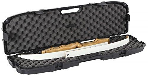 Plano Bow Max Recurve Case, Black, 36-Inch