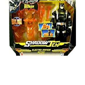 ShadowTek Electro-Armor Batman