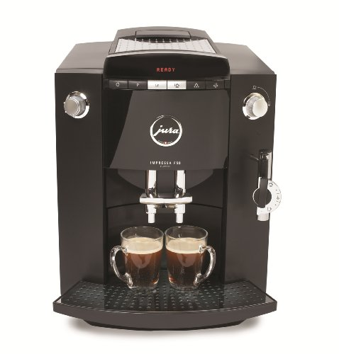 Learn More About Jura - Impressa F50 Classic Automatic Coffee Center