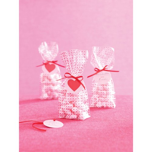 Martha Stewart Crafts Mini Hearts Treat Bags