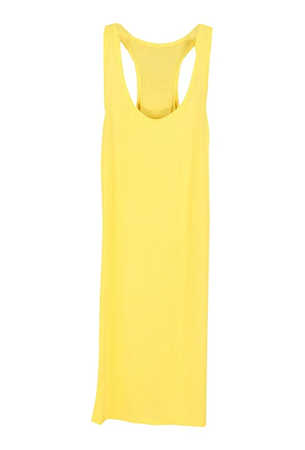 Racerback Tank Dress by Shawhuaa, in 7 Colors