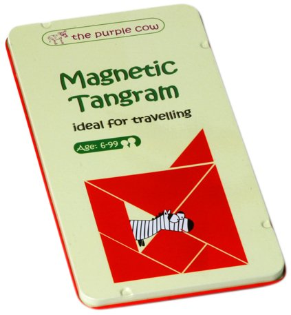 To Go Tangram Game
