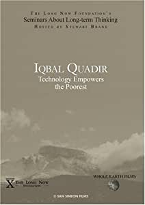 Iqbal Quadir: Technology Empowers the Poorest