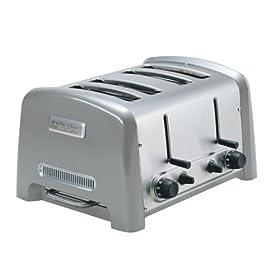 KitchenAid KPTT890NP Pro Line Nickel Pearl Toaster 4-slice