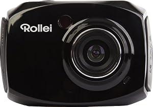 """Rollei Racy 40240 Appareil Photo Full HD Ecran tactile LCD 2,4"""" (6,1 cm) 5 Mpix Zoom numérique 4x Noir"""