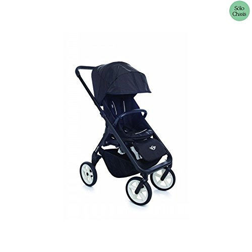 Easywalker Chasis Mini Stroller New Black Bianco