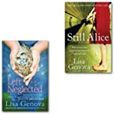 Lisa Genova Collection 2 Books Set, (Still Alice and Left Neglected) Lisa Genova