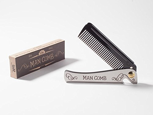 The Ultimate beard comb