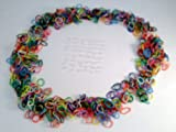 Refill Bands Mixed Colors 1200 Rainbow Neon