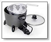 Presto 06003 Options Electric Multi-Cooker / Steamer